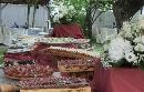 Capodanno Locanda del Baraccotto Lucignano Foto tavolo